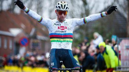 """Mathieu van der Poel komt naar de Kasteelcross: """"Overal waar hij start, daagt de grote massa op"""""""