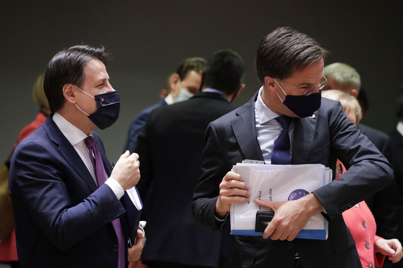 'Noodremvoorstel', Mark Rutte en de wonderbaarlijke oliekruik van de geldpers