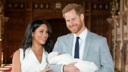 "Prins Harry geeft update over baby Archie: ""Groeit als kool"""