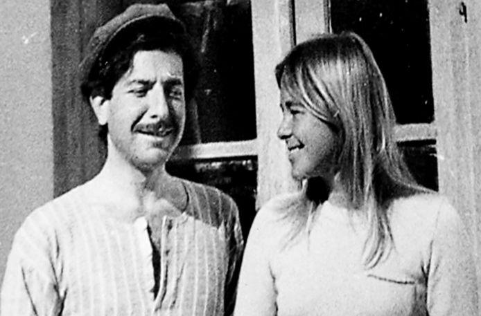 Marianne Leonard Words of Love met Leonard Cohen en Marianne Ihlen