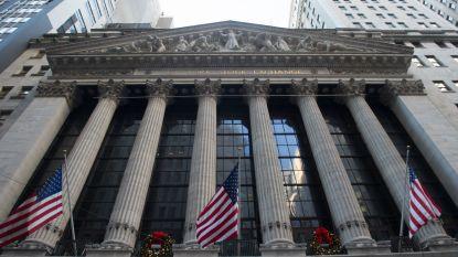 Wall Street boekt nieuwe records