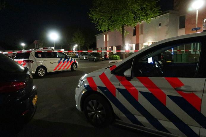 Steekpartij Breda