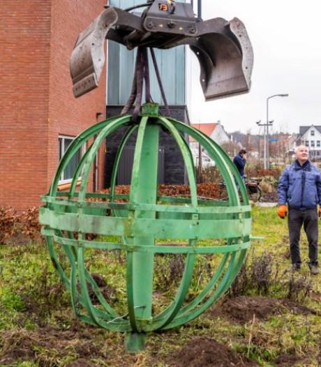 Kerkelijk kunstwerk Harderwijk alsnog naar de sloop