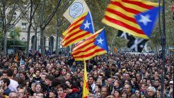 Duizenden Catalanen opnieuw op straat op vooravond Spaanse verkiezingen