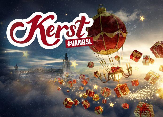 Roeselare transformeert tot een magische kerststad