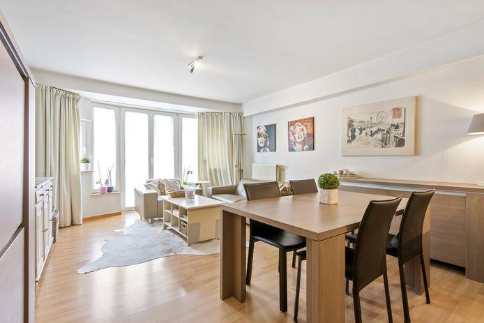 Knokke, 2 slaapkamers, 70 m². 280.000 euro.