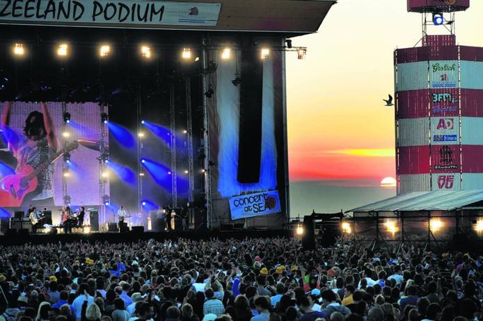 Concert at Sea 2011. archieffoto Lex de Meester