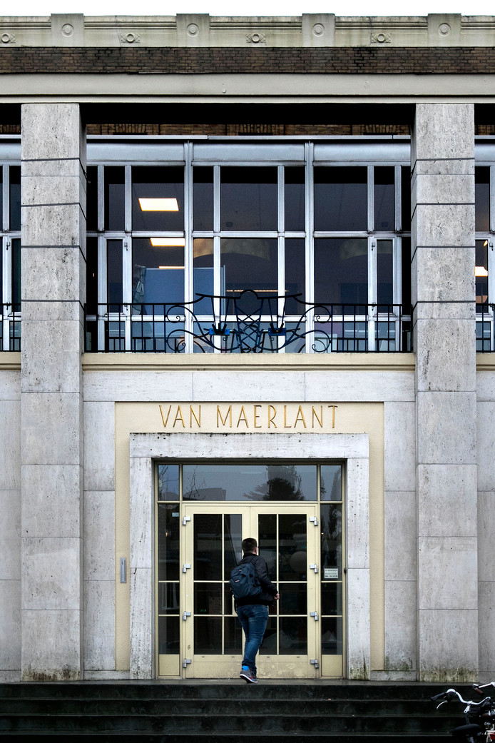 Van Maerlant Lyceum in Eindhoven.