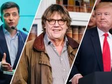 Van entertainmentwereld naar wereldmacht: Westbroek, Trump en nu Zelensky