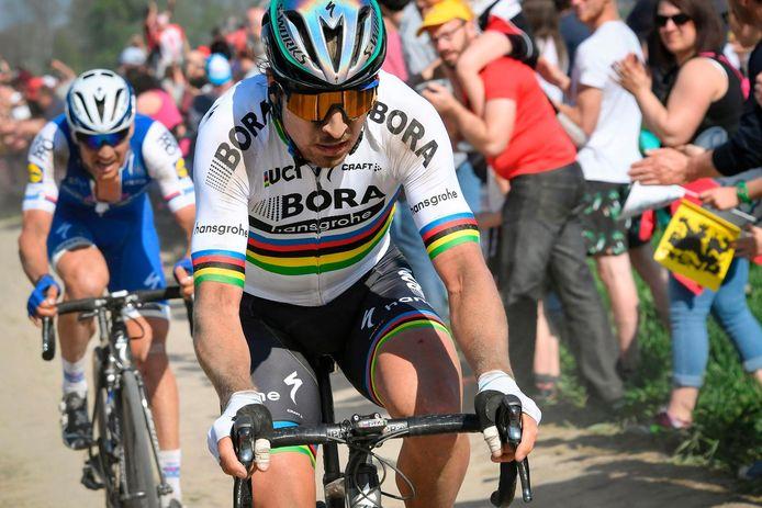 Vainqueur de Paris-Roubaix en 2018, Peter Sagan ne tentera pas de s'offrir un deuxième pavé le 25 octobre prochain.