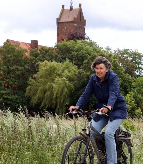 Fietsersbond-activiste Marina Govaert: 'Grijp coronatijd aan om fietspaden in Zeeuws-Vlaanderen te verbeteren'