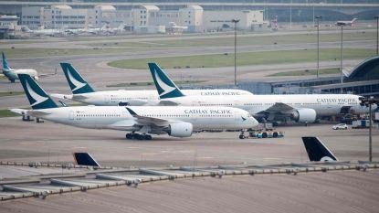 Cathay Pacific verkoopt tickets in business class ter waarde van 14.000 euro per ongeluk voor 600 euro