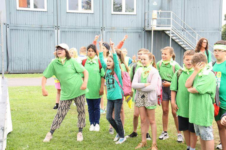 Diksmuide blikt terug op een mooie eerste editie van de Klimaatbende. Leerlingen van het vijfde leerjaar zetten zich een schooljaar lang in voor het klimaat. En of het enthousiasme groot was.