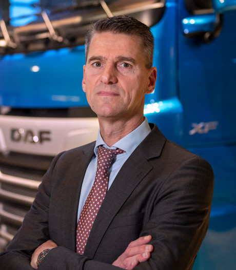 Kuijs na vertrek directeur ook verantwoordelijk voor DAF België