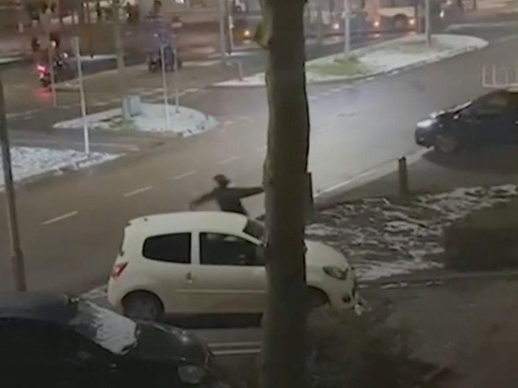 Politie toont beelden relschoppers in Opsporing Verzocht