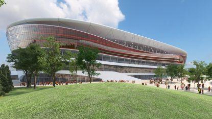 Nog geen steen gelegd, maar Eurostadion kostte Ghelamco wel al zeker 23,6 miljoen euro