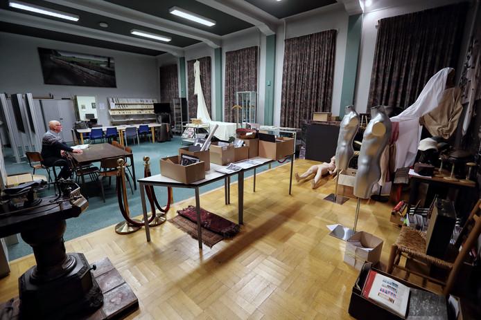De Heemkunderkring is een van de verenigingen die Mariadal moeten verlaten.