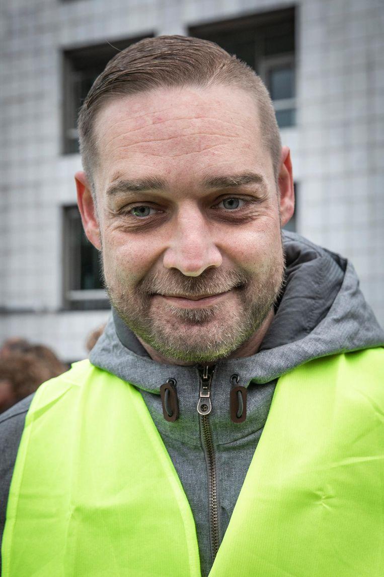 Marc Roosenburg (38). Beeld Dingena Mol