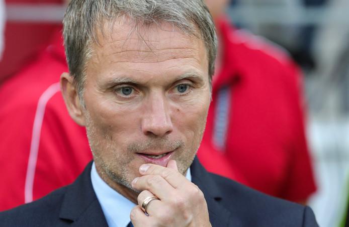 Martin Reim: weg als coach van Estland.