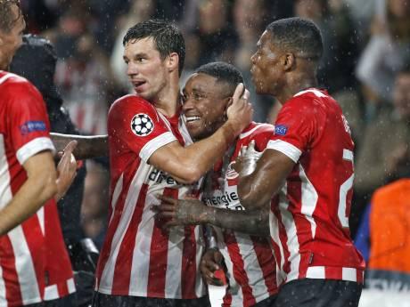 Voorpret bij PSV: 'Als je gaat verdedigen, krijg je er ook drie tegen'