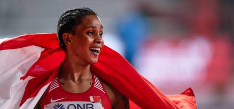 Wereldkampioene Naser geschorst na drie gemiste dopingtesten: 'Dat kan toch gebeuren?'
