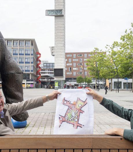 Stedenbouwkundige Ton Schaap: 'Mijn handen jeuken als ik het marktplein in Hengelo zie'