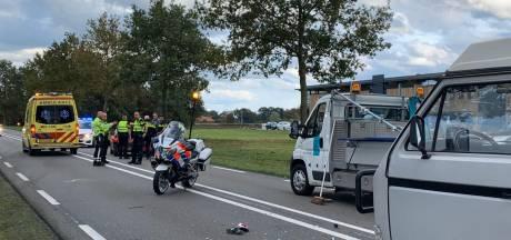 Gewonde bij aanrijding in Nijverdal