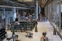 In april verhuisde de bibliotheek alvast naar het nieuwe cultuurhart aan de Kerkstraat in Zevenaar.  Foto : Jan Ruland van den Brink