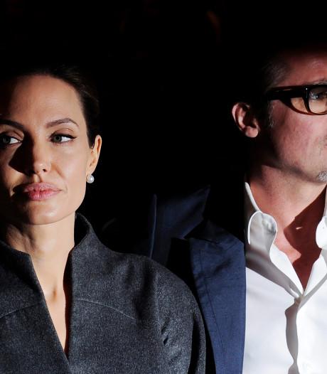 Vechtscheiding Angelina Jolie en Brad Pitt nadert laatste fase