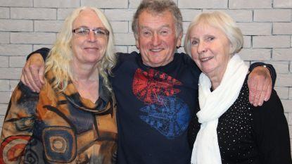 """Clement, Marianne en Gilberte al 40 jaar lid van toneelvereniging De Sinfra's: """"Chris Van den Durpel was ooit onze regisseur"""""""