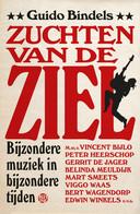 De omslag van het boek Zuchten van de Ziel van Guido Bindels.