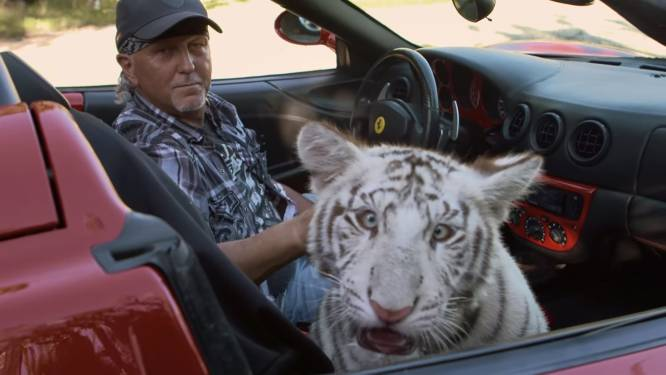 'Tiger King'-ster aangeklaagd voor dierenmishandeling