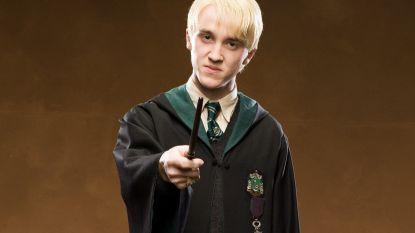 Harry Potter-fans, opgelet! Tom 'Draco Malfoy' Felton komt naar Gent