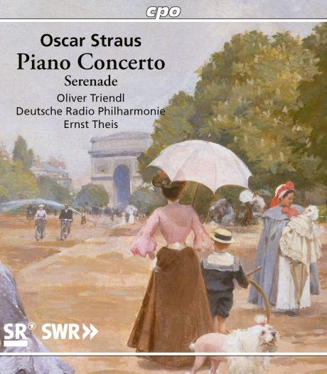 Onbekend pianoconcert van Oscar Straus prikkelt de smaakpapillen