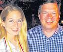Archiefbeeld van Natalee met haar vader Dave.
