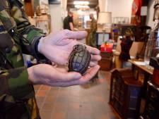 In Arnhems veilinghuis gevonden handgranaat blijkt ongevaarlijk
