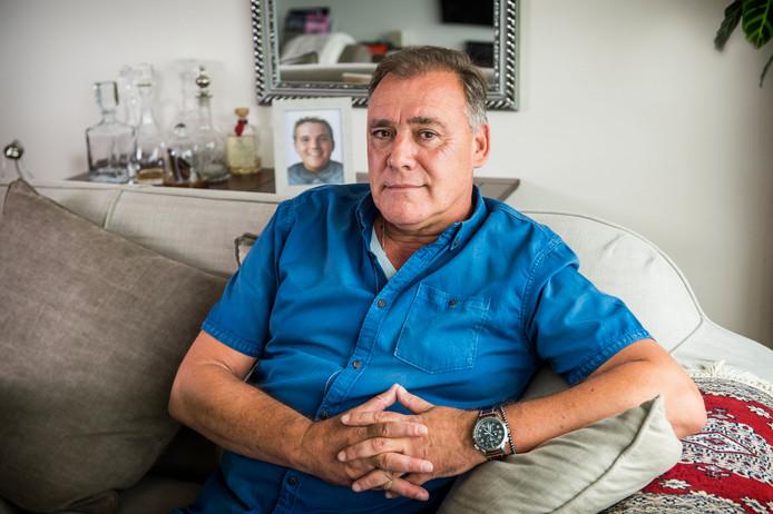 Jan Slok, vader van MH17-slachtoffer Gary (16).