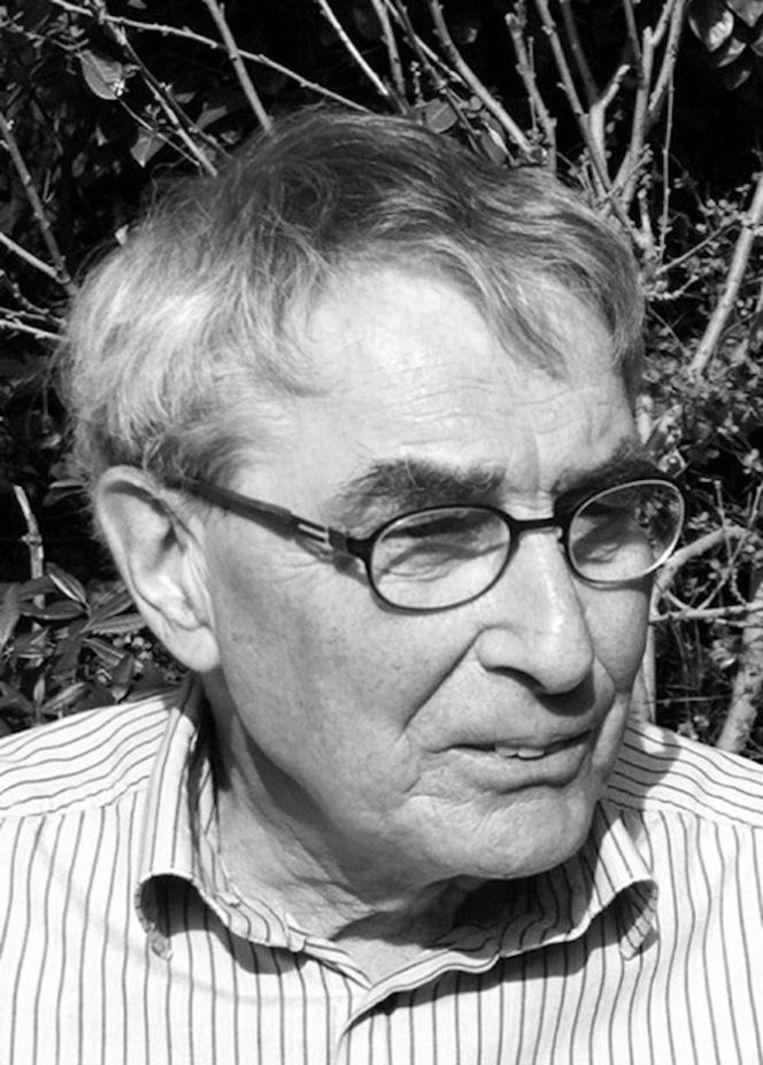 Philip van Tijn: voormalig chef kunstredactie Het Parool, voormalig lid raad van toezicht Boijmans Van Beuningen Beeld -