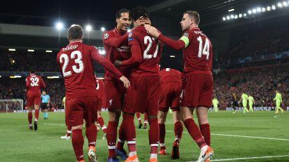 """Origi en Liverpool-spelers over magische avond: """"Het is moeilijk te beschrijven, we bleven vechten"""""""