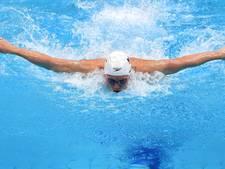Verenigde Staten zwemt wereldrecord 4x100 wissel gemengd