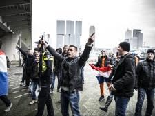 Pegida: Wij komen terug naar Rotterdam