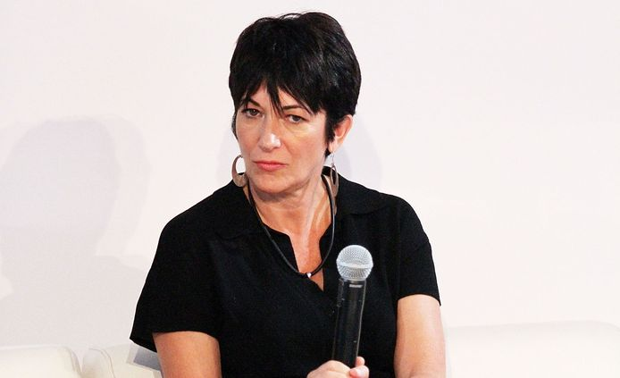 Ghislaine Maxwell en 2013