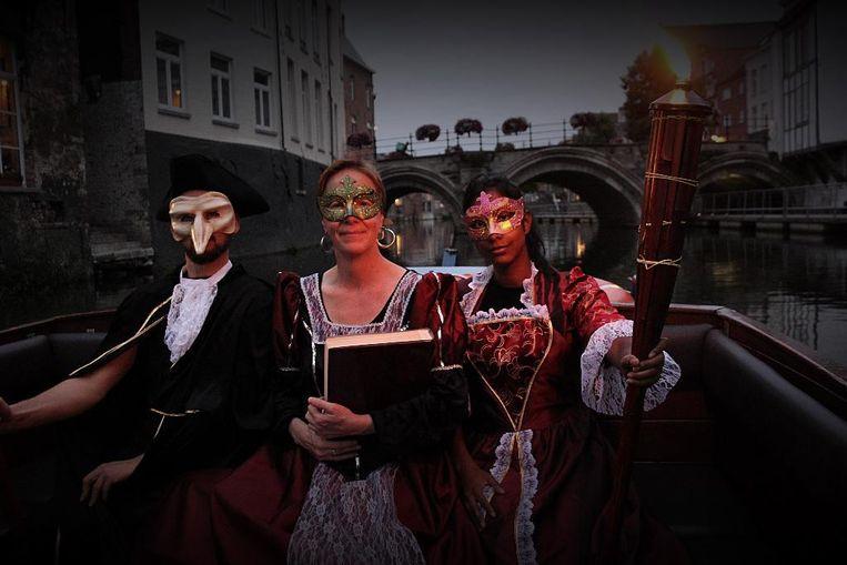 'Boccacio's Decamerone aan de Dijle', zo heet het opvallende verhalenproject.