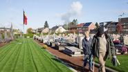 Begraafplaats oud-strijders krijgt herinrichting