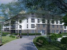 Woon-zorgcentrum Mariënburg in Soest gesloopt voor nieuw verpleeghuis