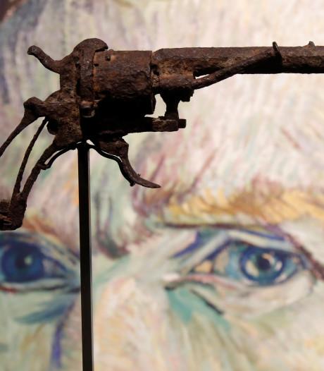 Revolver Van Gogh verkocht voor 130.000 euro