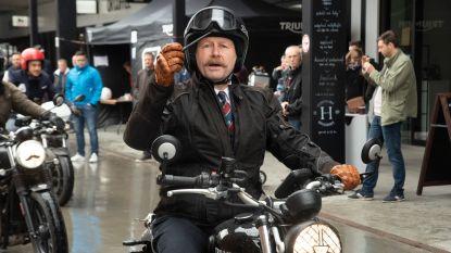 Slecht weer houdt heel wat motards thuis voor Gentleman's Ride