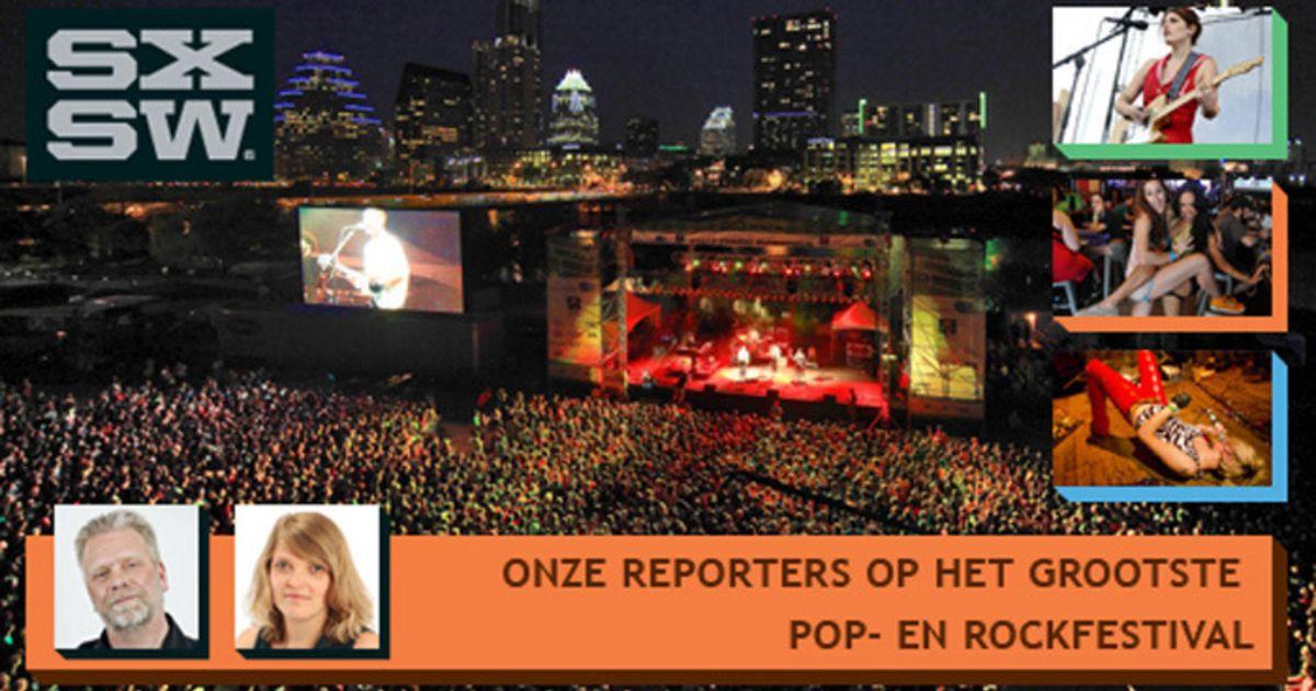 HLN.BE is weer op SXSW, het grootste en belangrijkste pop ...