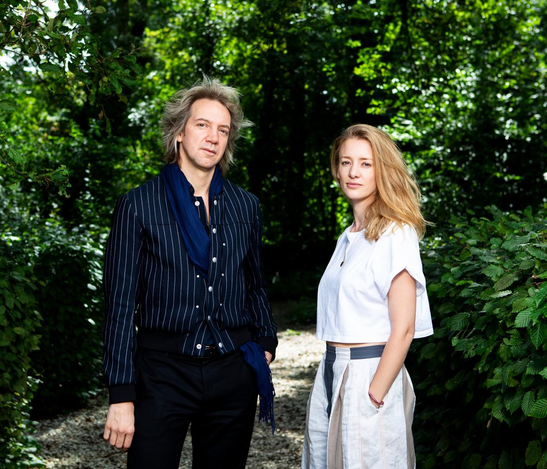 Sven Ratzke en Noortje Herlaar zingen momenteel allebei veel liedjes van David Bowie.