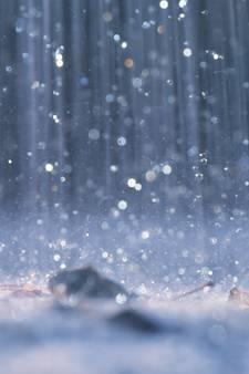 Regenrecord in Vlissingen: 7 emmers water per vierkante meter